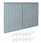 nástěnný panel do dílny na nářadí, děrovaný - Biedrax NP5808-2