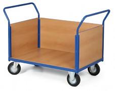 plošinový vozík Biedrax PV4022 - 100x70cm