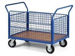 plošinový vozík Biedrax PV4226 - 100x70cm