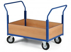 plošinový vozík Biedrax PV4215 - 100x70cm