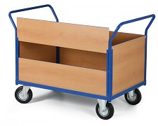 plošinový vozík Biedrax PV4223 - 100x70cm