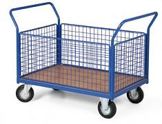 plošinový vozík Biedrax PV4060 - 120x80cm