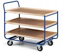 policový vozík Biedrax PV1486 - 100x60cm