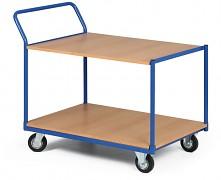 policový vozík Biedrax PV4068 - 100x70cm