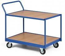 policový vozík Biedrax PV4080 - 100x70cm