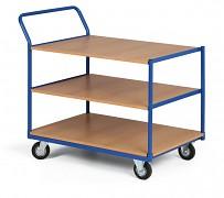 policový vozík Biedrax PV4070 - 100x70cm