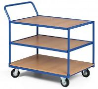 policový vozík Biedrax PV4083 - 100x70cm