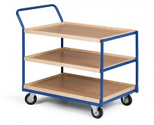policový vozík Biedrax PV4078 - 100x70cm