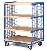 policový vozík Biedrax PV4104 - 100x70cm