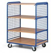 policový vozík Biedrax PV4107 - 100x70cm