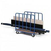transportní vozík na dlouhý materiál Biedrax VDM4146