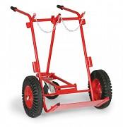 vozík na svařovací láhve, autogen Biedrax R1237