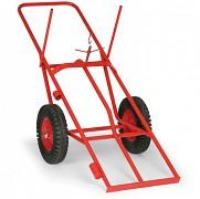 vozík na svařovací láhve, autogen Biedrax R1541