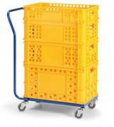 plošinový vozík lehký Biedrax PV1503 - 60x38cm