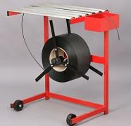 balící stůl s odvíječem pásky BIEDRAX OP1528