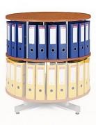 regál otočný archivační - přídavné patro Biedrax AS3945