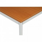 stoly do kanceláře 80 x 160 cm Biedrax JS4651SST - sv.šedá, třešeň