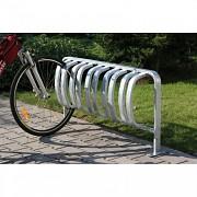 STOJAN NA BICYKLE BIEDRAX SK4210 - 5 BICYKLOV NA KOTVENIE