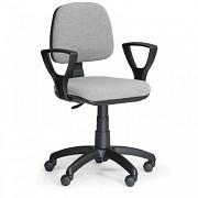 Kancelářská židle Milano Biedrax Z9601S s područkami