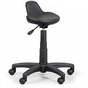 Laboratorní stolička Biedrax Z9830 s tvarovaným sedákem