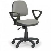 Dílenská židle Milano Biedrax Z9782S s područkami