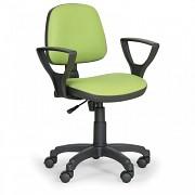 Dílenská židle Milano Biedrax Z9782Z s područkami