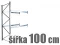 PŘÍDAVNÉ REGÁLY ŠÍŘKA 100 CM